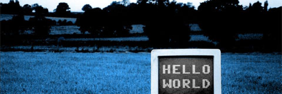 Cellproject blog hello world